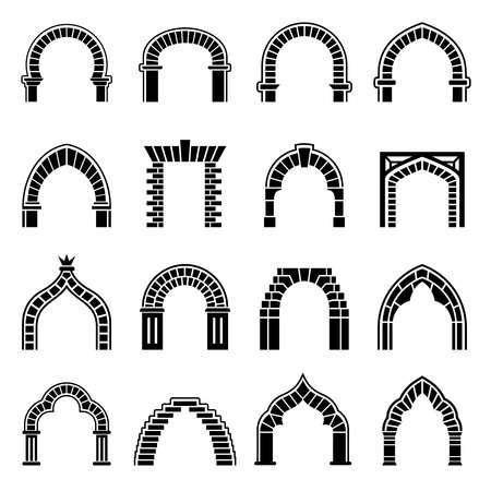 Clipart arches clip stock Arches clipart 4 » Clipart Portal clip stock