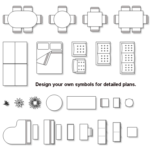 Clipart architectural symbols graphic library library House Symbol clipart - Plan, Architecture, House, transparent clip art graphic library library