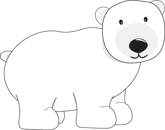 Clipart pictures of polar bears image transparent library Polar bear | Bear Clip Art | Polar bear images, Penguins, polar ... image transparent library