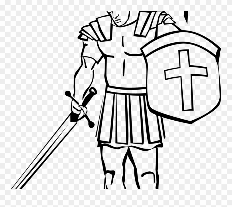 Free armor of god clipart