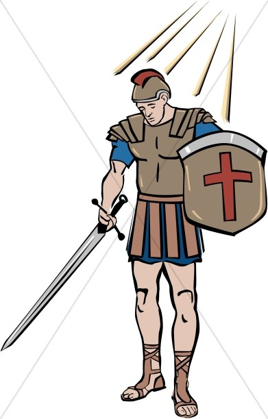 Clipart armor of god royalty free library Armor of God Figure | Spiritual Warfare royalty free library