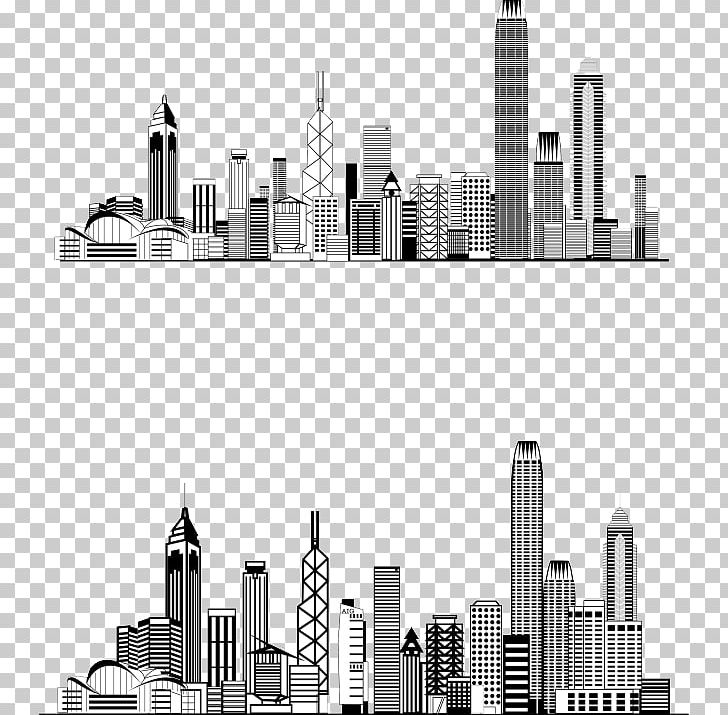 Clipart arquitectura vector download Hong Kong Skyline City Architecture PNG, Clipart, Arquitectura De ... vector download