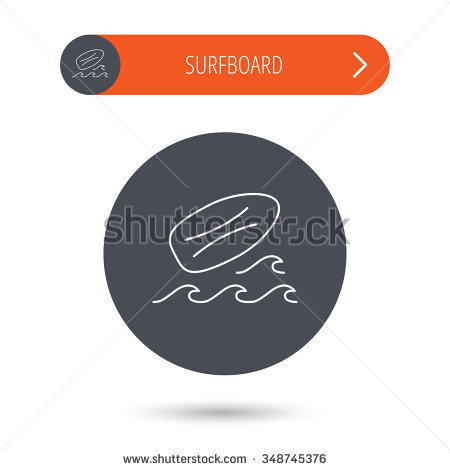 Clipart arrow surfboard image freeuse download Button Surfboard Stock Photos, Royalty-Free Images & Vectors ... image freeuse download