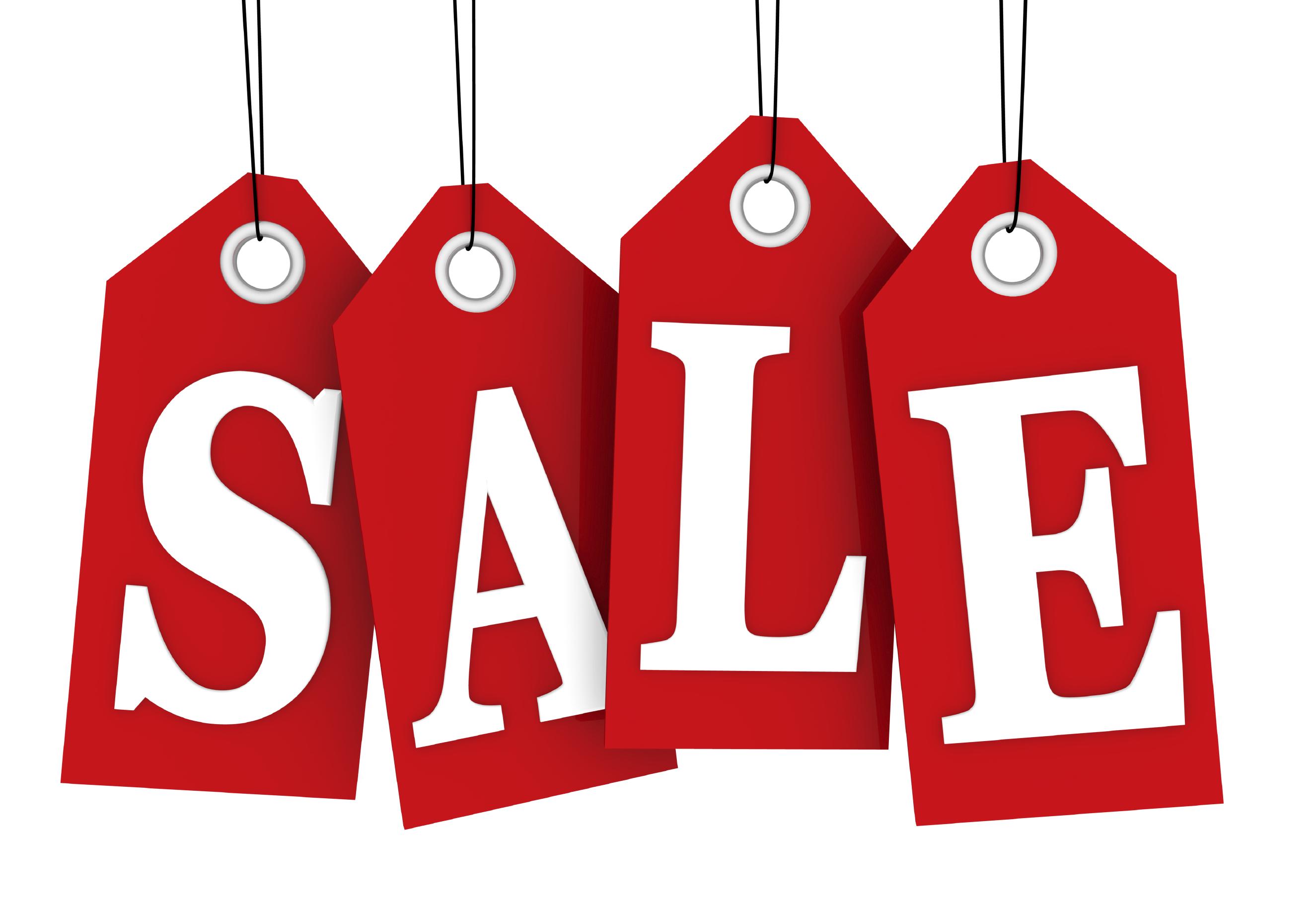 Clipart sales