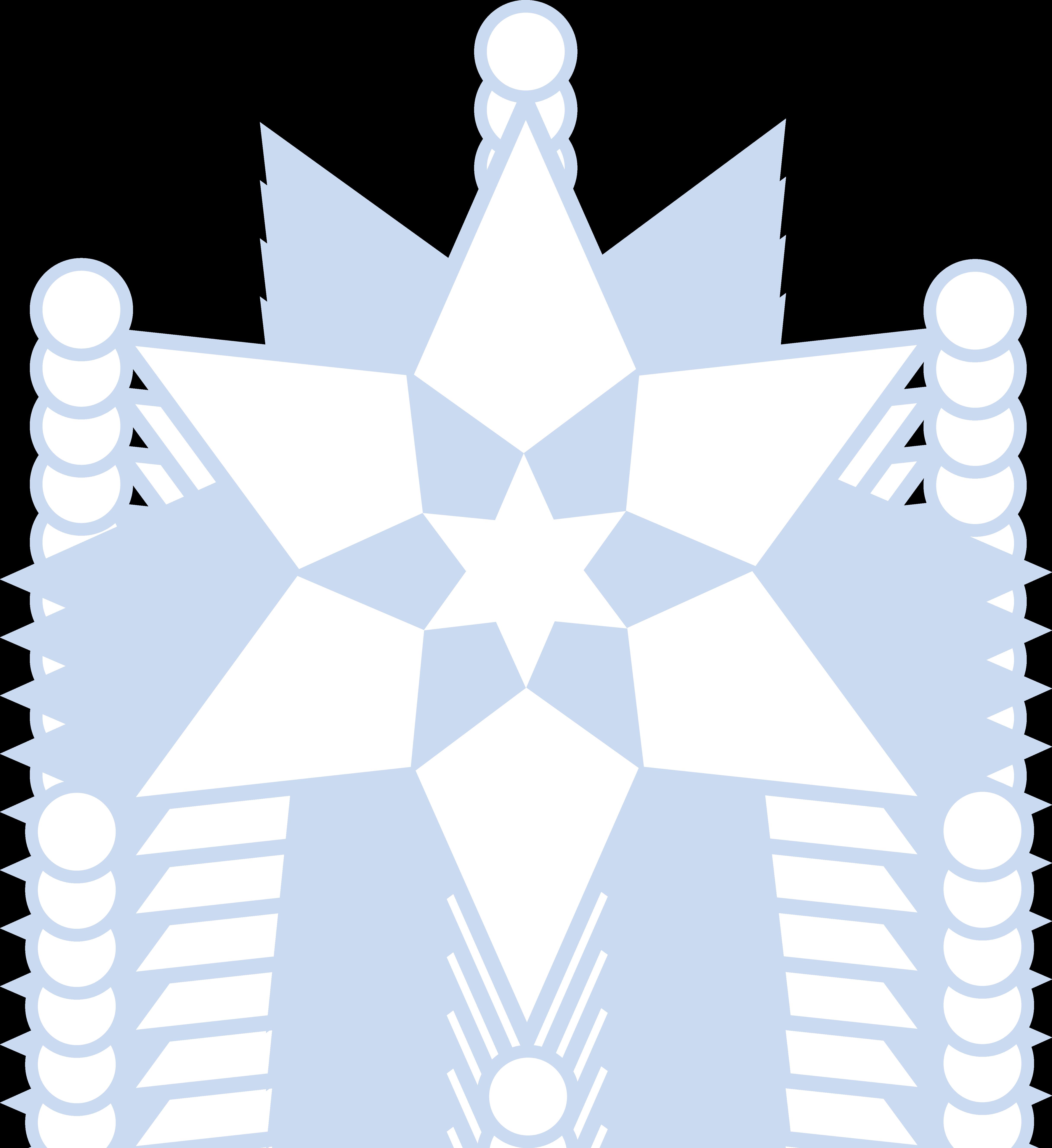 Free clipart snowflake pink jpg freeuse download Winter Snowflake Pattern - Free Clip Art jpg freeuse download