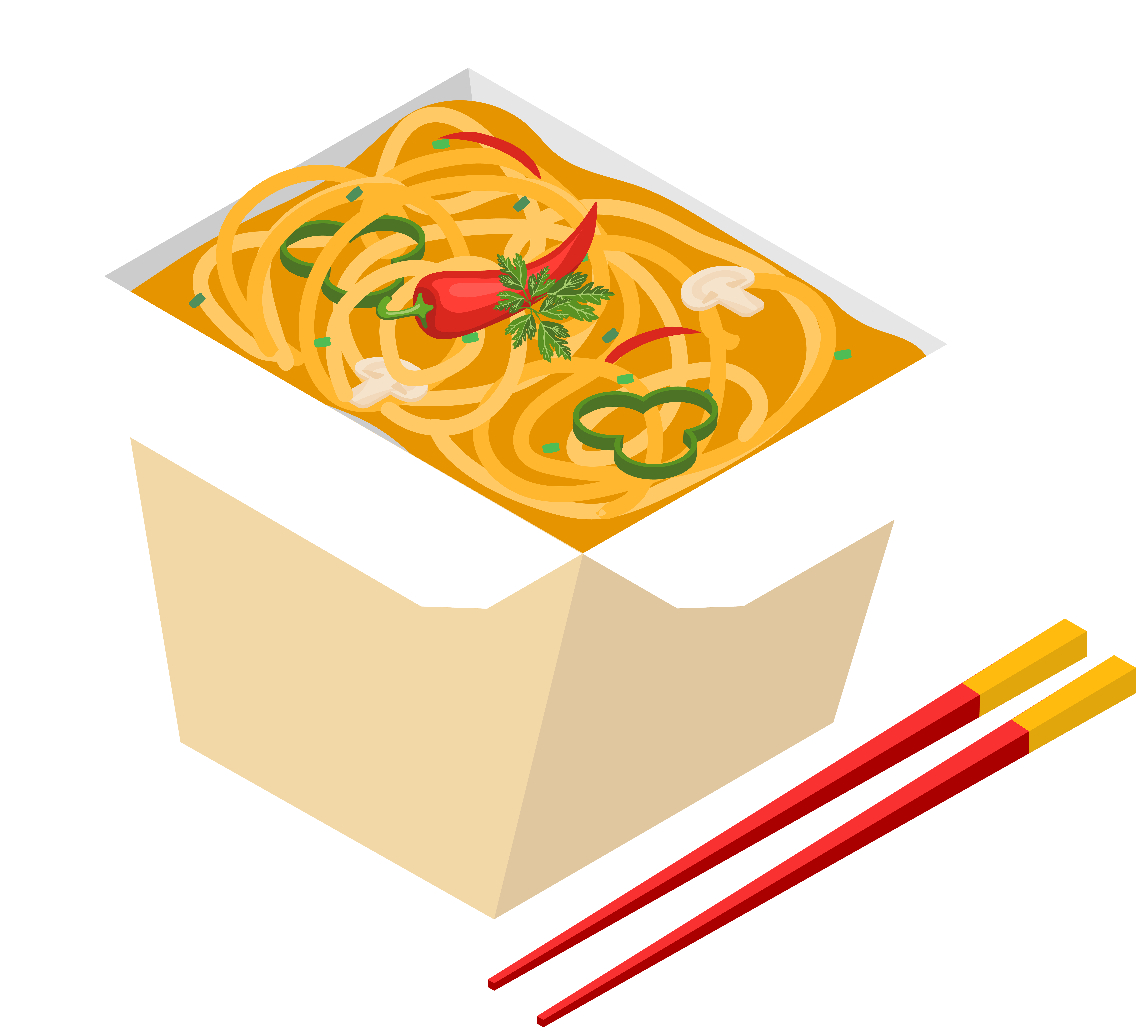 Clipart asian food graphic royalty free library Asian Fast Food PNG Clip Art - Best WEB Clipart graphic royalty free library