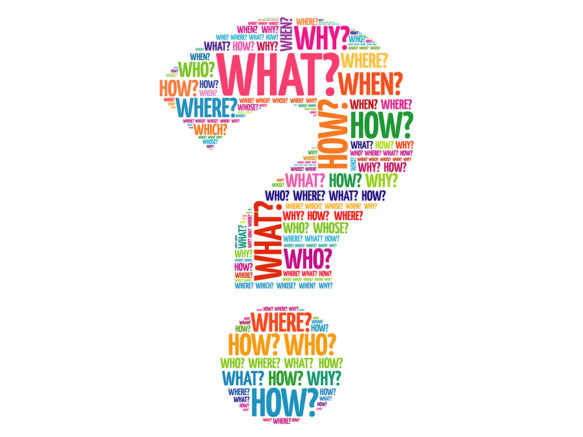 Clipart ask questions at the end svg stock TheWiseJobSearch: Questions required! svg stock
