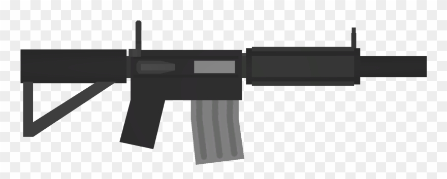 Clipart assault rifle clipart freeuse Eaglefire - Assault Rifle Clipart (#2205352) - PinClipart clipart freeuse