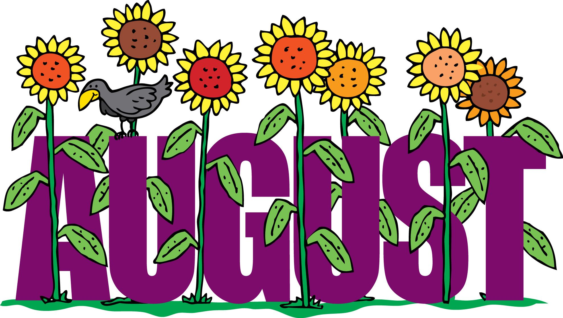 Welcome august clipart clip freeuse stock August Floral Clipart For Screen Saver | Quotes | August clipart ... clip freeuse stock