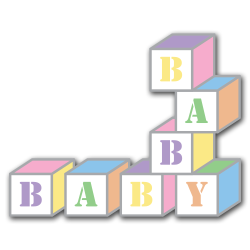 Free clipart baby blocks graphic transparent download Free Baby Blocks Cliparts, Download Free Clip Art, Free Clip Art on ... graphic transparent download