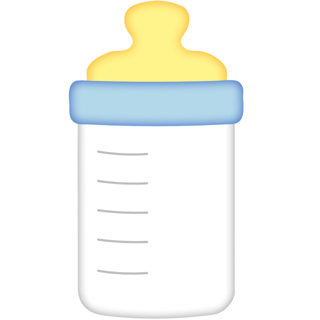 Clipart baby with bottle graphic stock Baby bottle clip art clipart photo niceclipart clip jpg - Clipartix graphic stock