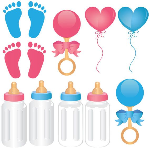 Clipart baby equipment