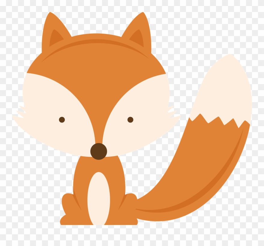 Clipart baby fox vector black and white library Hi Everyone It\'s Sherri From The Squeaky Scrapper With - Baby Fox ... vector black and white library