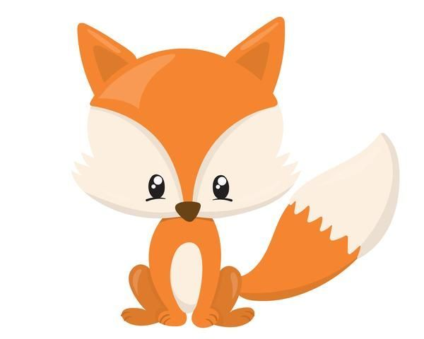 Clipart baby fox clipart transparent library Baby fox clipart 4 » Clipart Portal clipart transparent library