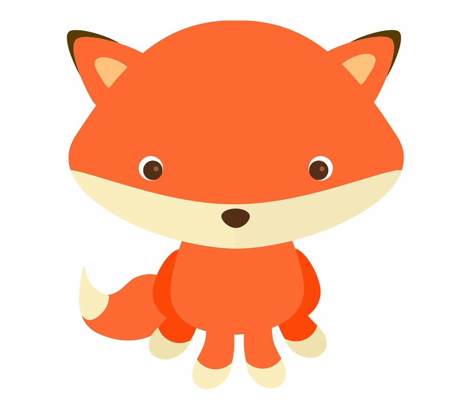 Woodland fox clipart free clip art transparent Baby Fox Transparent Image - Woodland Animal Clipart Png Free PNG ... clip art transparent