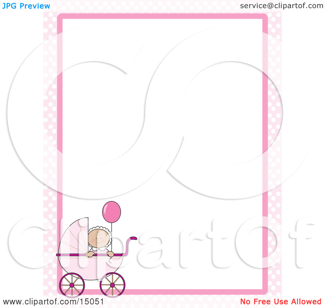 Clipart baby girl borders graphic royalty free Young girl borders clipart - ClipartFest graphic royalty free