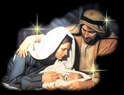 Religious christmas free holiday. Clipart baby jesus mary joseph