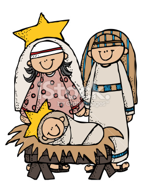 Clipart baby jesus mary joseph.  best images about