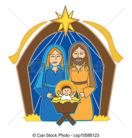 Clipart baby jesus mary joseph. And clipartfest