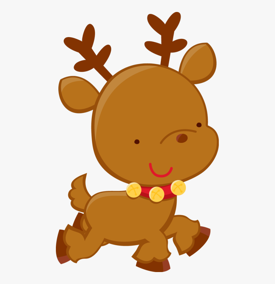 Clipart baby reindeer clipart transparent Christmas Baby Reindeer Clipart #70255 - Free Cliparts on ClipartWiki clipart transparent