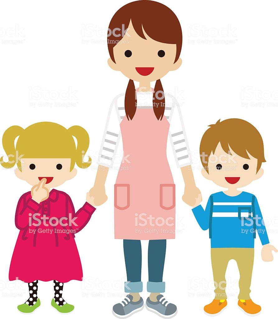 Clipart baby sitting vector free stock Babysitting clipart free 2 » Clipart Station vector free stock