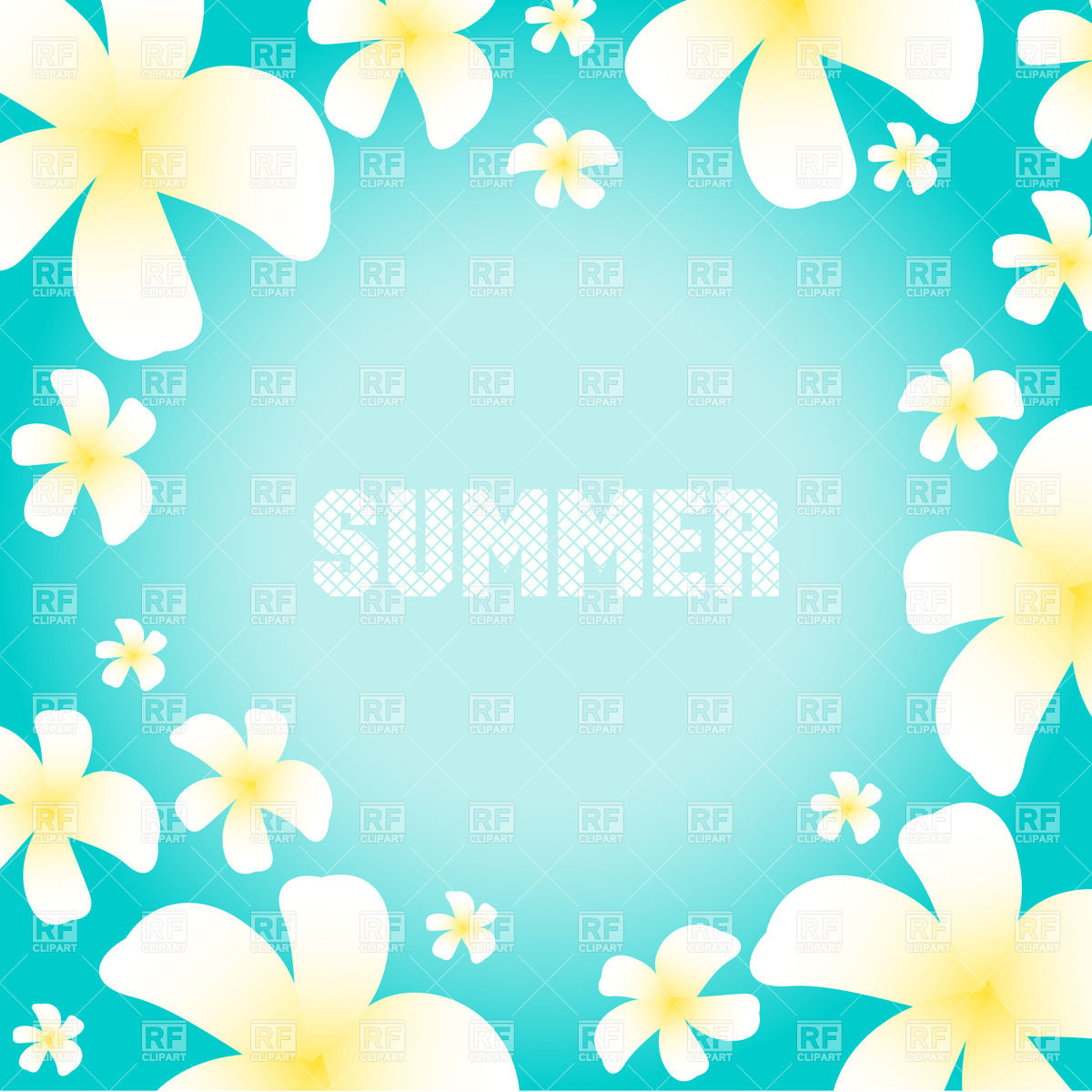 Summer time background clipart graphic black and white Free Summer Background Clipart, Download Free Clip Art, Free Clip ... graphic black and white