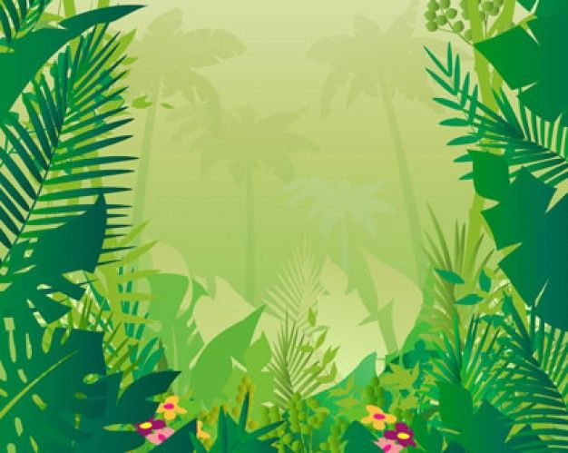 Free jungle clipart graphic Jungle Background Pictures | Jungle Background | Download free ... graphic