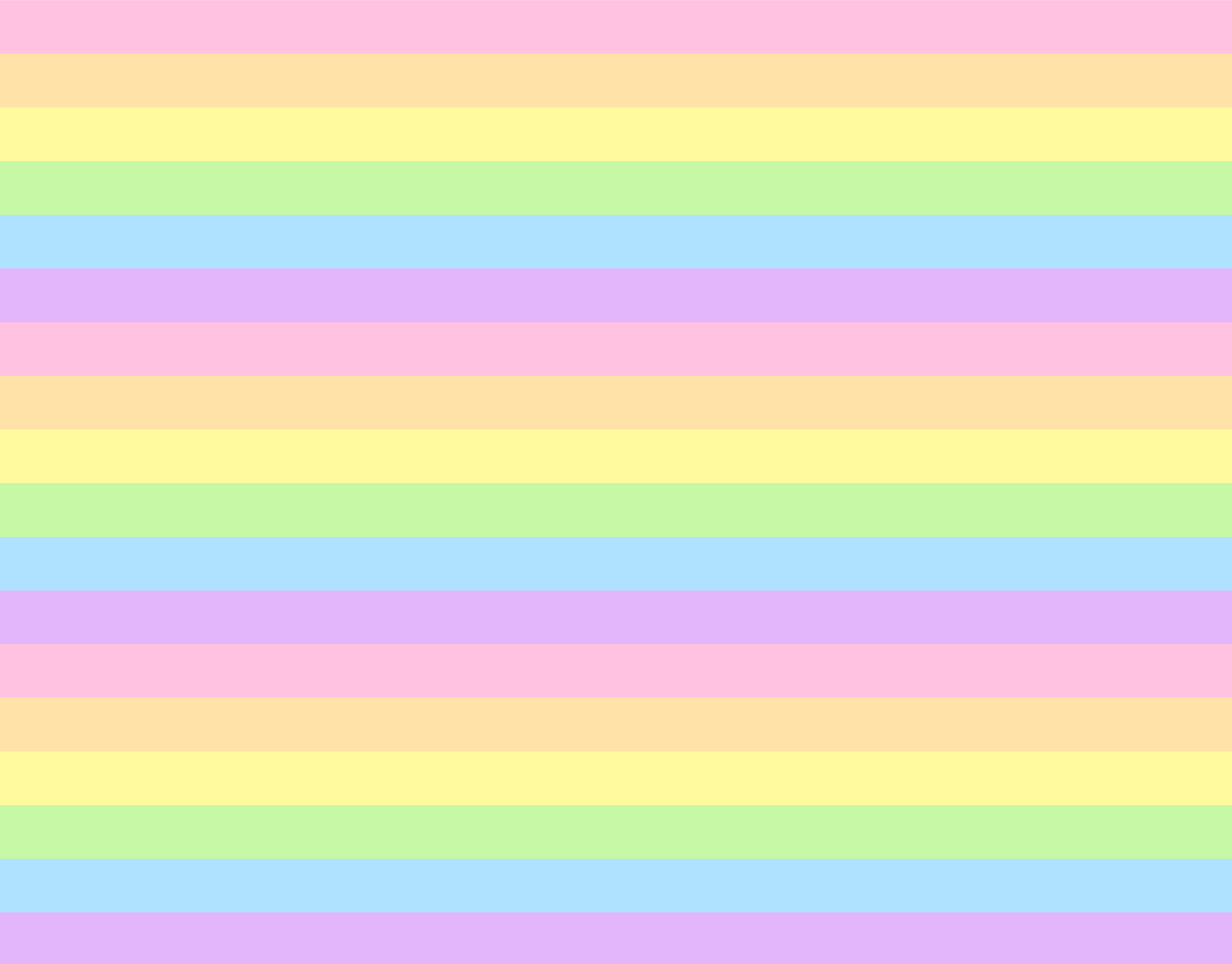 Clipart backgrounds pastel banner Cute Pastel Rainbow Striped Pattern - Free Clip Art banner