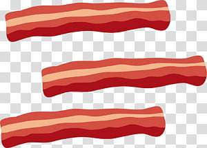 Clipart bacon strips freeuse library Bacon transparent background PNG cliparts free download | HiClipart freeuse library