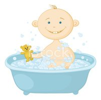 Clipart badet picture royalty free stock Baby Wash I Badet stockvektorer - Clipart.me picture royalty free stock