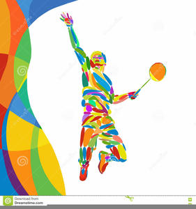 Clipart badmitten image royalty free stock Badminton Clipart Images   Free Images at Clker.com - vector clip ... image royalty free stock