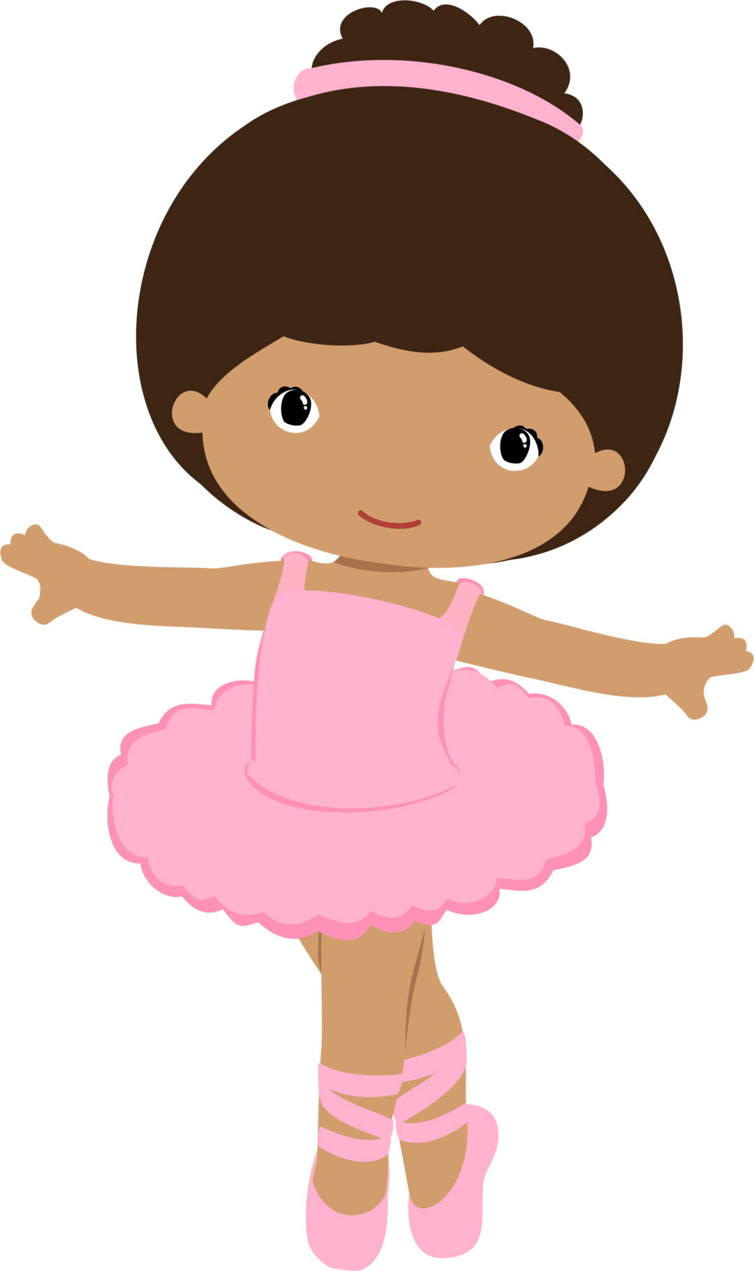 Clipart bailarina banner transparent Bailarina morena png clipart images gallery for free download ... banner transparent