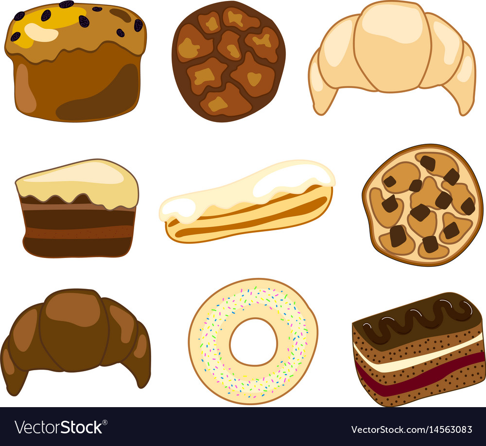 Clipart sweet clip free stock Sweet bakery clipart clip free stock