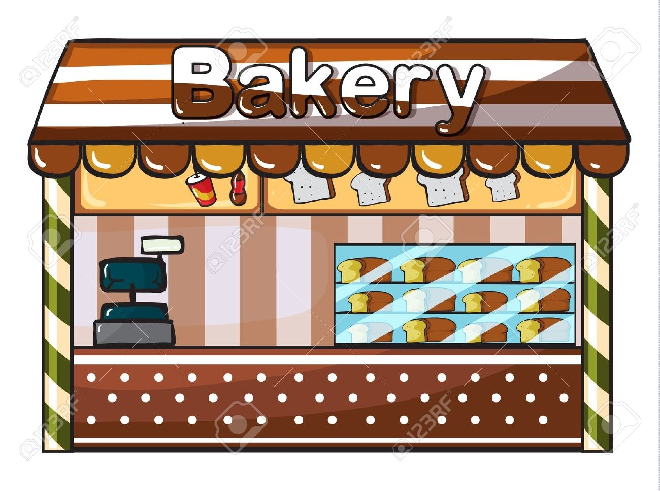 Clipart bakery free svg freeuse 43+ Bakery Clip Art | ClipartLook svg freeuse