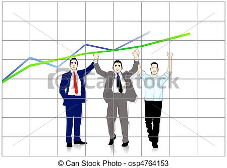 Clipart balance sheet banner black and white library Vectors of people with balance sheet csp4764153 - Search Clip Art ... banner black and white library