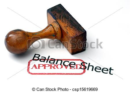 Clipart balance sheet clip transparent stock Stock Image of Balance sheet - approved csp15619669 - Search Stock ... clip transparent stock