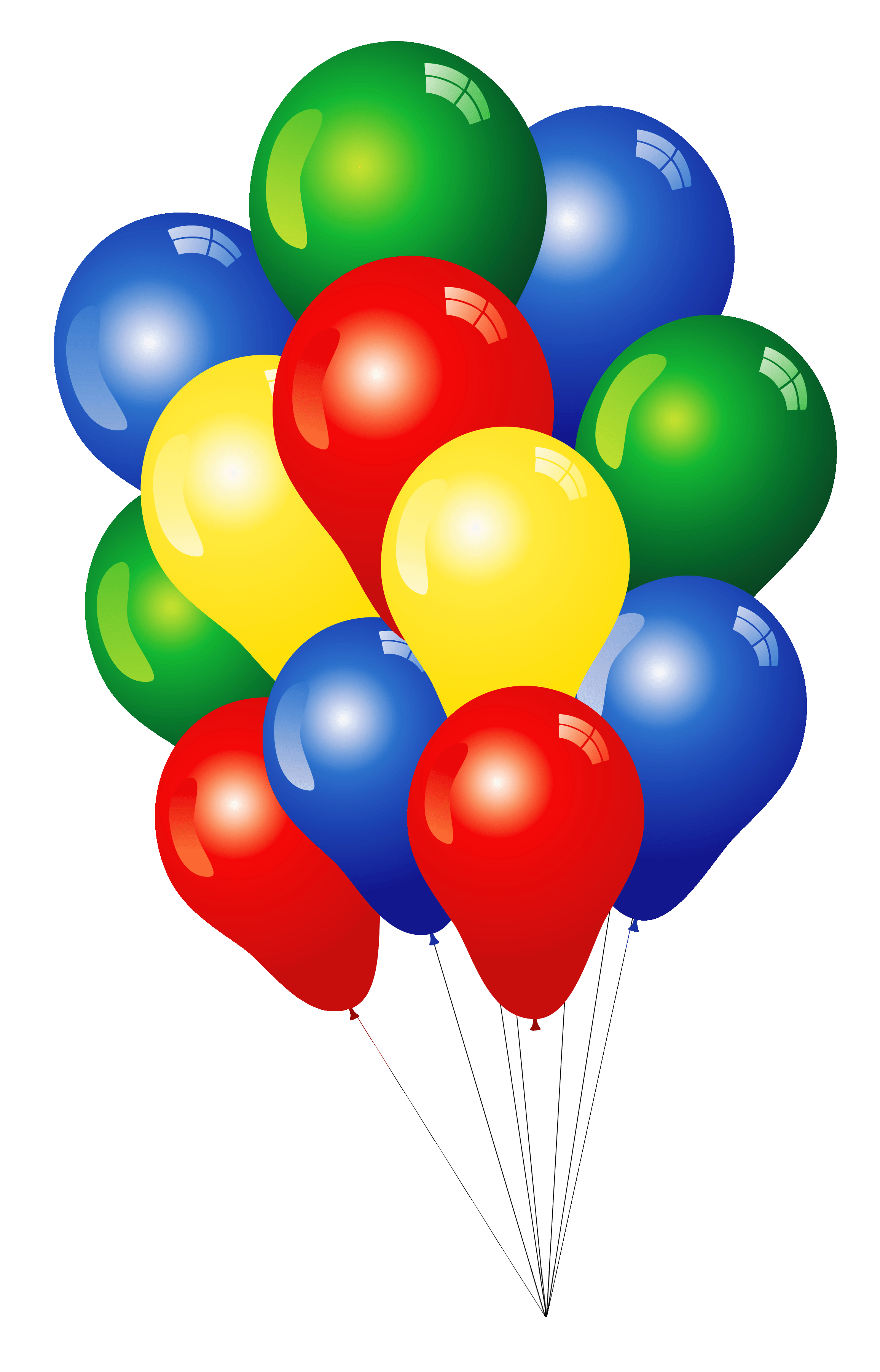 Clipart balloon clusters clip download Real Balloons Cliparts - Cliparts Zone clip download