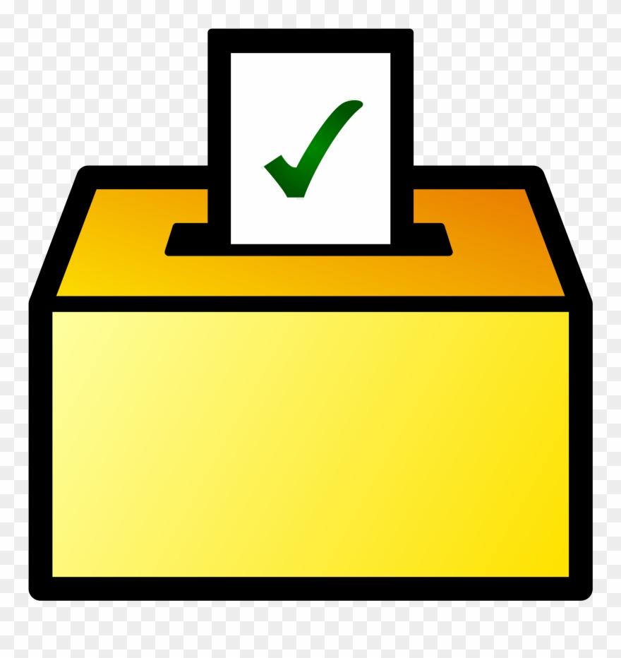Clipart ballot svg free download Clip Art Black And White Box Svg Ballot - Voting Ballot Png Clipart ... svg free download
