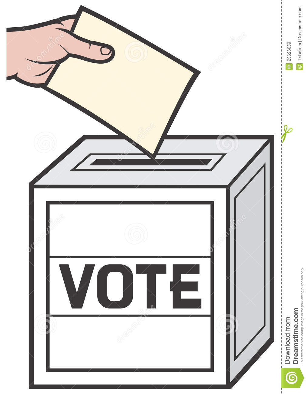 Ballot box clipart cover photo clip transparent download ballot clipart | Clipart Panda - Free Clipart Images clip transparent download