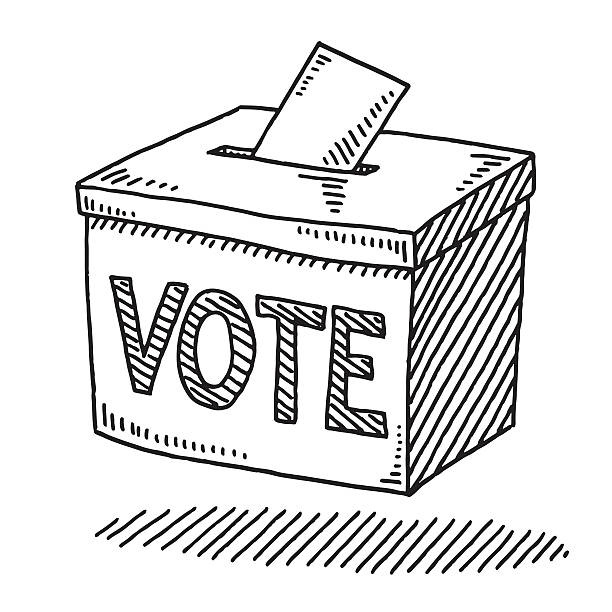 Clipart ballot clipart royalty free 72+ Vote Clipart | ClipartLook clipart royalty free