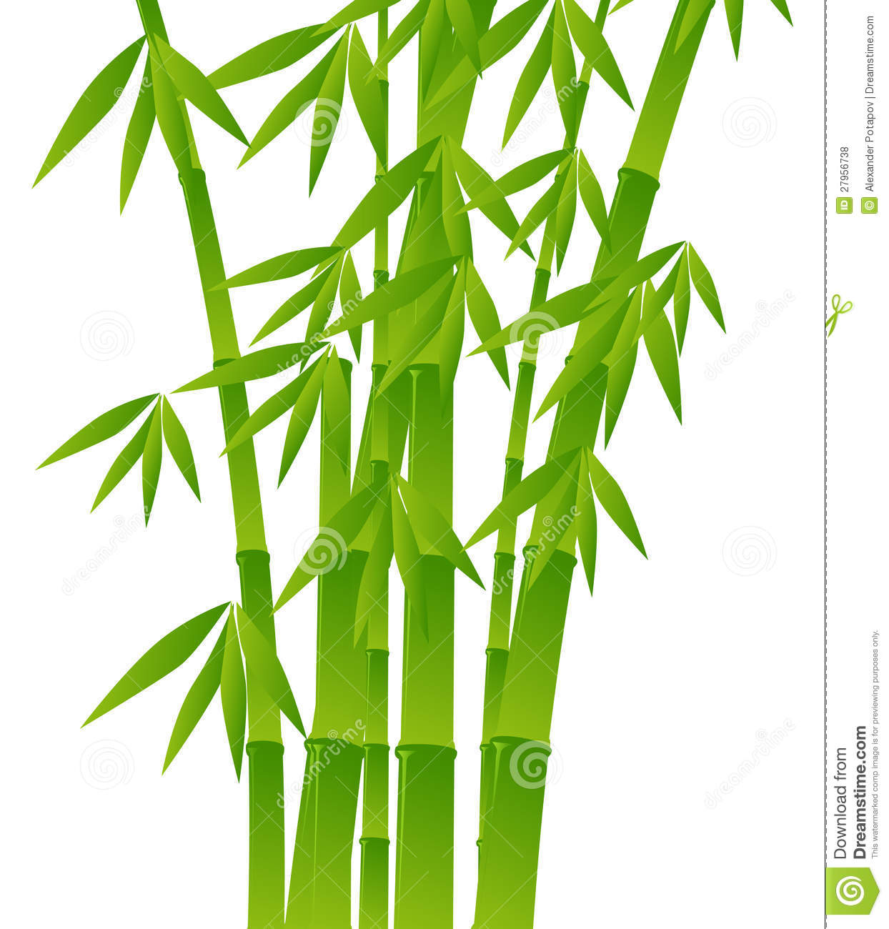 Clipart bamboo trees graphic library Bamboo tree clipart 5 » Clipart Station graphic library