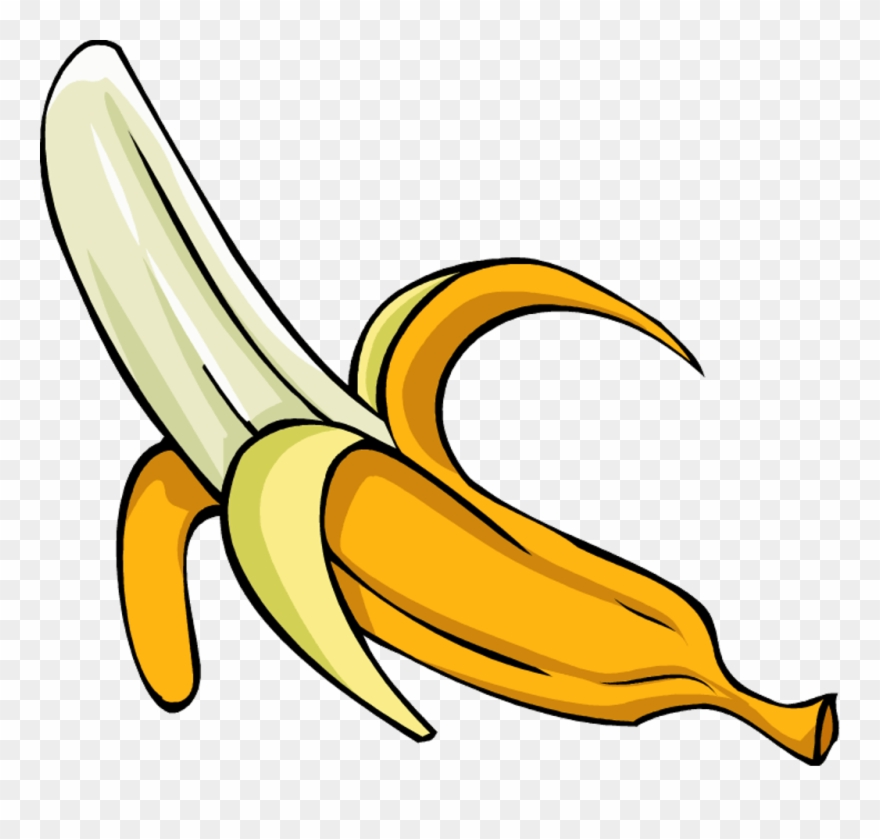 Clipart banana picture free stock Banner Royalty Free Stock Bananas Clipart Peeled Banana - Clip Art ... picture free stock