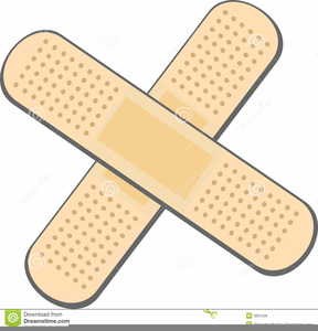 Clipart bandaides free stock Free Clipart Bandages | Free Images at Clker.com - vector clip art ... free stock