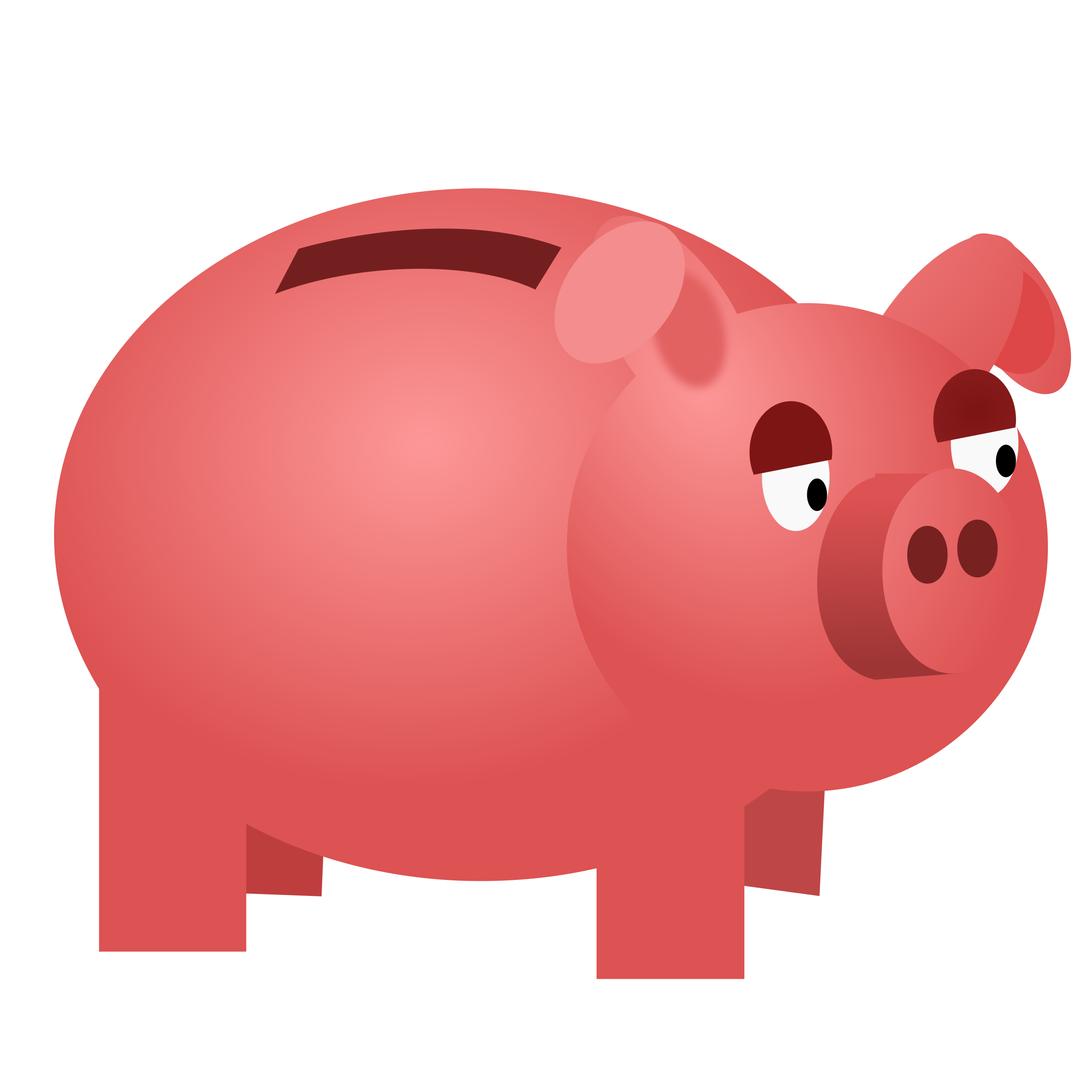 Clipart of bank jpg free library Clipart - Piggy bank jpg free library