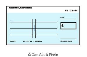 Sort code clip art. Clipart bank check