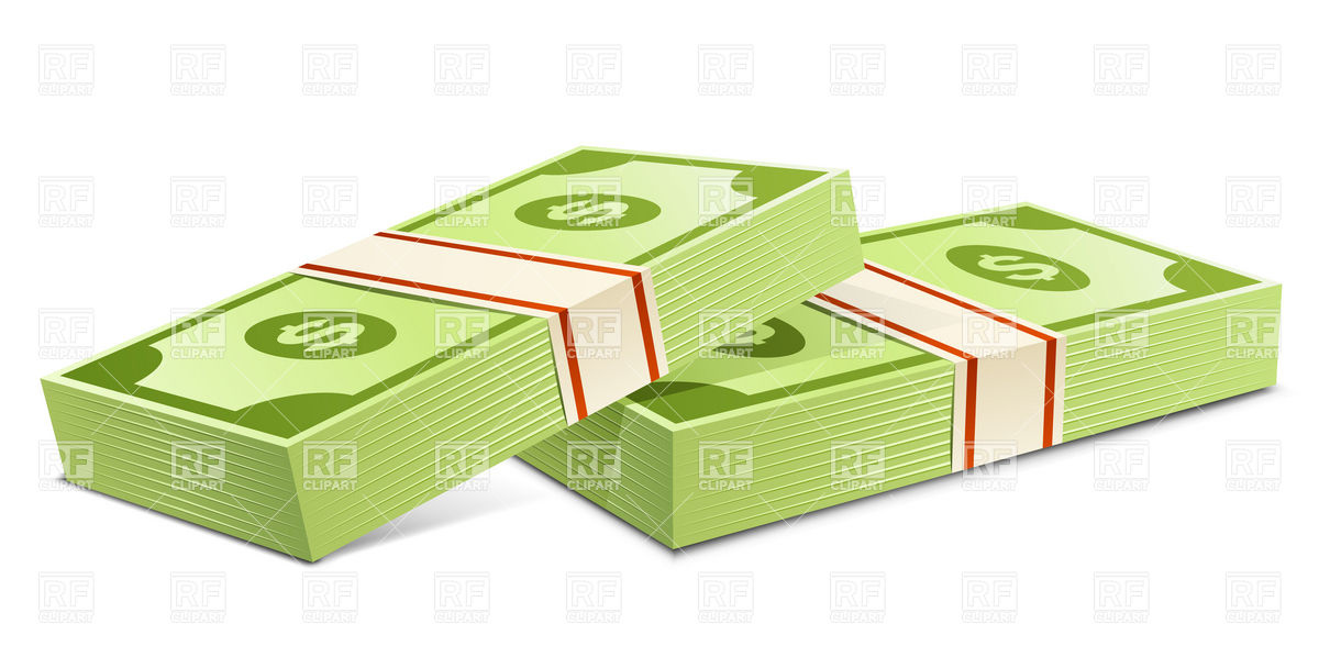 Clipart bank notes picture royalty free stock Clipart bank notes - ClipartFest picture royalty free stock