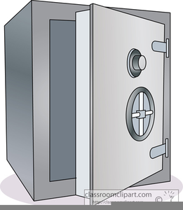 Clipart bank safe picture free Free Bank Safe Clipart | Free Images at Clker.com - vector clip art ... picture free