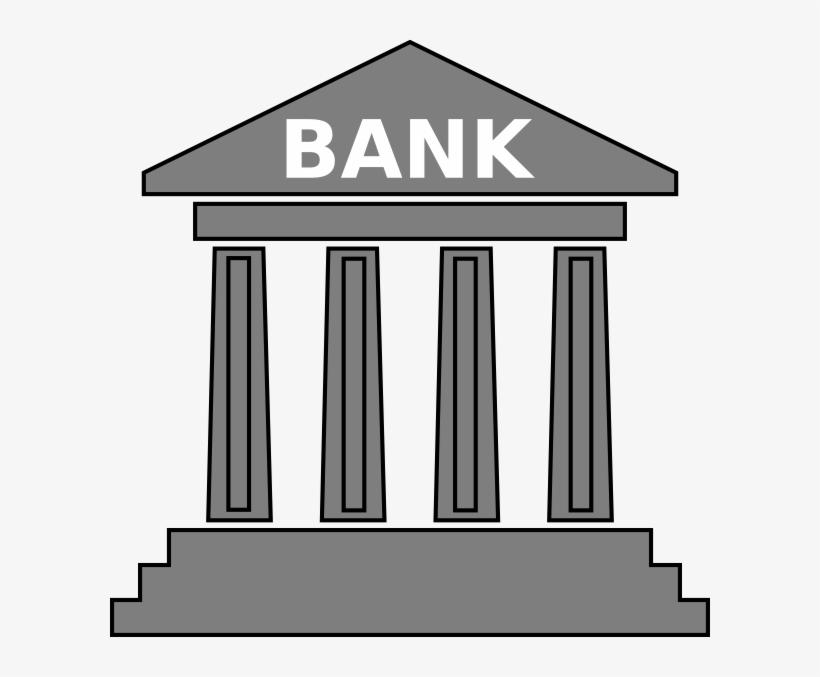Clipart banks clip royalty free library Banks Group Gray Clip Art At Clkercom - Clipart Bank Account - Free ... clip royalty free library