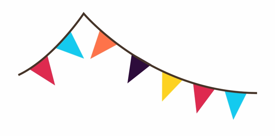 Clipart banner flag free graphic transparent Free Flag Banner Clipart Transparent - Festival Clipart Free PNG ... graphic transparent