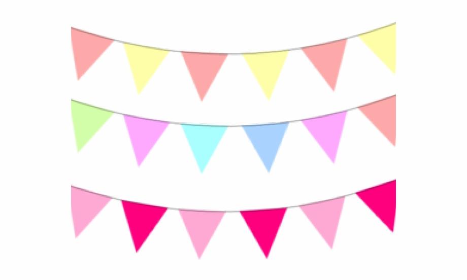 Pastel banner clipart